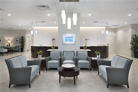 chiropractic lobby design medical office decor waiting