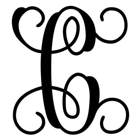 vine monogram door decor vine monogram monogram door decor vine monogram font