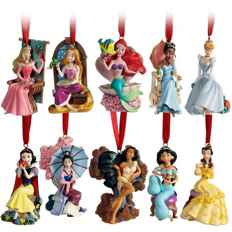 disney princess christmas ornaments christmas tree ideasnet