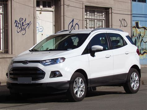 Ford Ecosport 2014 At ford ecosport 2 0 2014 auto images and specification