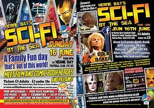 Sci-Fi by the Sea, Herne Bay   Geek Syndicate