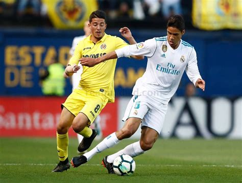 Villarreal - Real Madrid | Photos | Real Madrid CF | Real ...