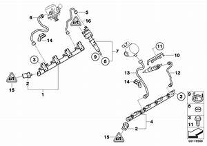 Bmw 535i Rp Injector  Alpina  Fuel  System