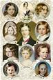 Queen Victoria's nine children with Prince Albert | Queen ...