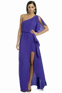 kendal ruffle gown by bcbgmaxazria for 75 rent the runway With bcbg wedding guest dresses