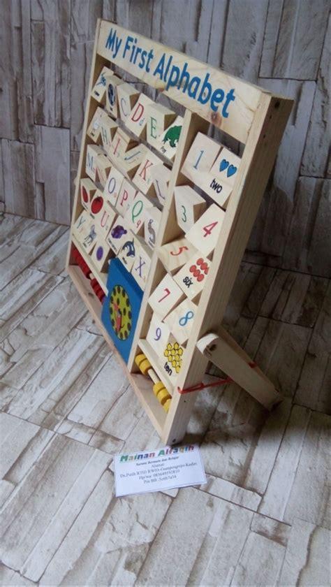 jual mainan edukasi anak mainan anak edukatif balok