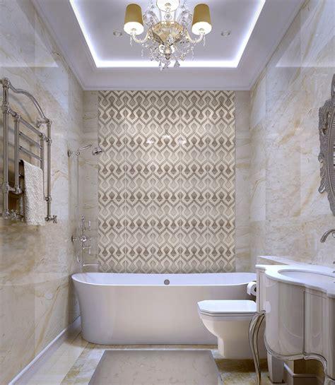 Tile Bathroom Wall Ideas by Morocco