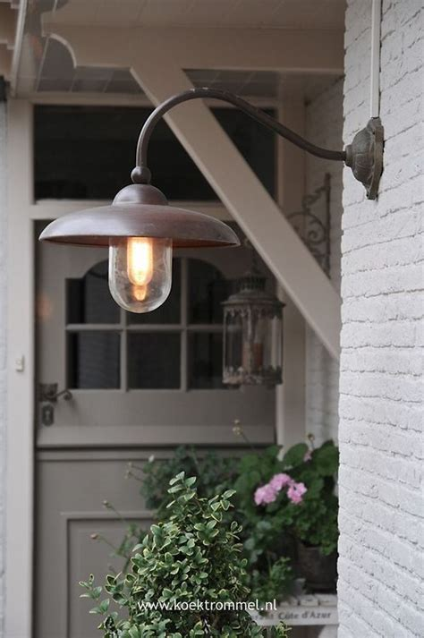 Farmhouse Exterior Lighting by Farmhouse Touches For The Home Front Door Lighting