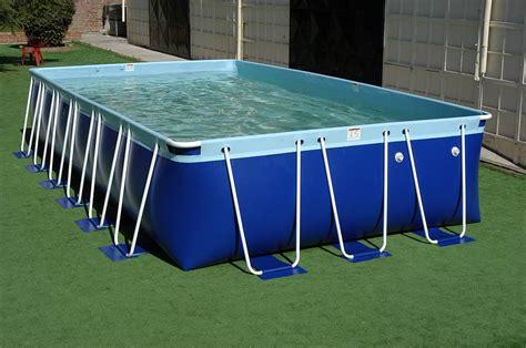 Above Ground Pool Alternative  Swimming Pool Blog