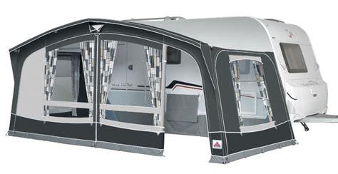 Dorema Octavia Futuristic Modern Caravan Awning