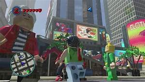 LEGO Marvel Superheroes - Superior Spider Man Gameplay and ...