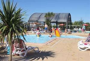 camping normandie le grand large manche With camping avec piscine couverte normandie