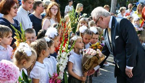 Valsts prezidenta Egila Levita uzruna Zinību dienā Rīgas ...