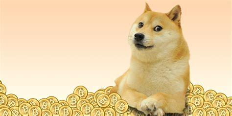 Dogecoin transactions went higher than Bitcoin's