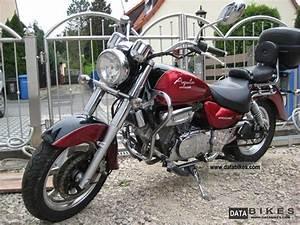 2007 Hyosung Gv 125 Aquila