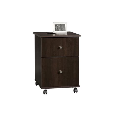 Sauder File Cabinet In Cinnamon Cherry by Sauder File Cart Cinnamon Cherry Filing Cabinet