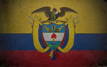 Colombia Flag Wallpapers Pc Resolution Wallpapersafari Cave