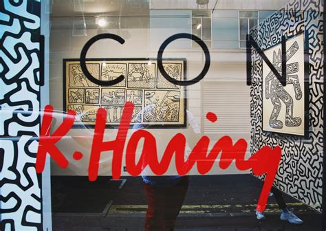 Keith Haring 'ICON' Exhibition @ RHODES Contemporary Art ...