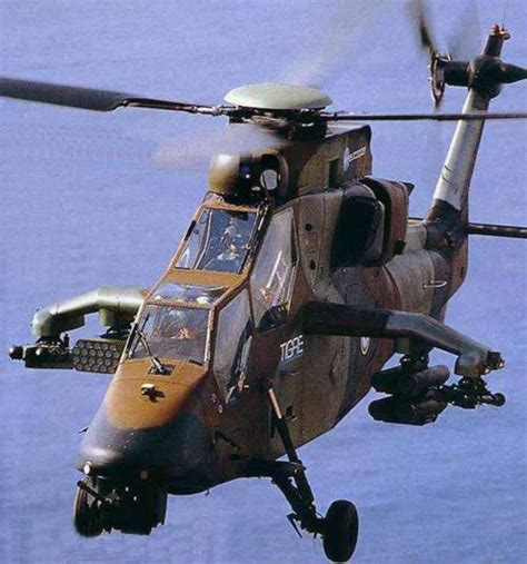 German Army To Deploy Tiger Helicopters In Afghanistan
