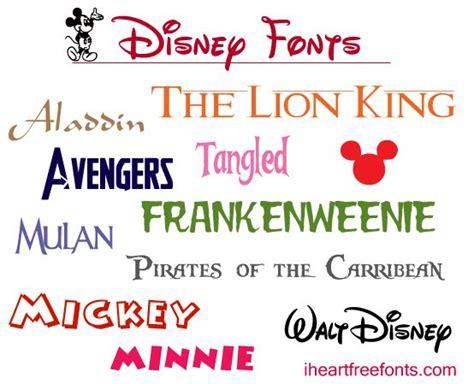 13 Isabella Disney Font Images