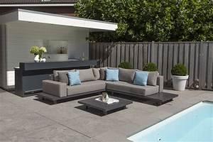 Gartenmöbel Modern Design : gartenlounge outdoor gartenm bel paradiso lounge ~ Markanthonyermac.com Haus und Dekorationen