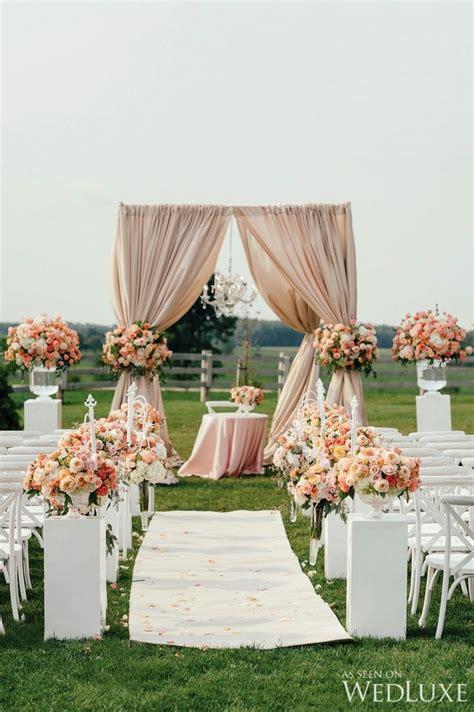 Best 25 Peach Wedding Decor Ideas On Pinterest Wedding