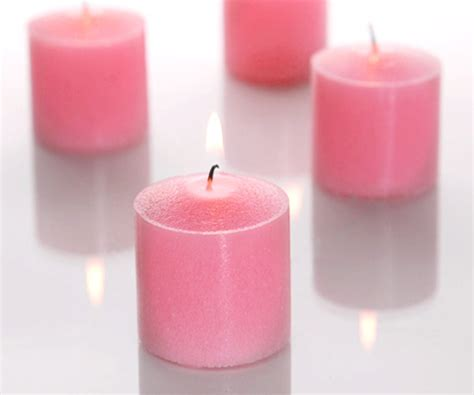 pink votive candle holders cudge net pink votive candles of 72