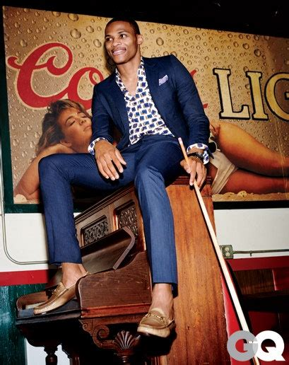 russell westbrook  fresh prints  gq