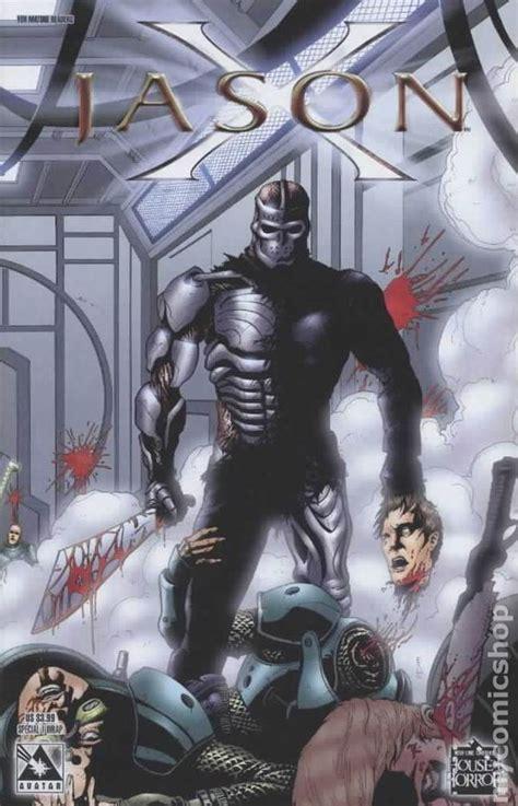 jason  special  comic books