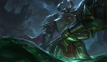 League Legends Mordekaiser Wallpapers Lord 1080p Lol