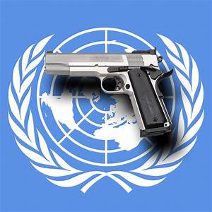 UN Arms Trade Treaty | The Silent Soldier