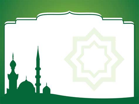 gambar background hijau islami mas vian