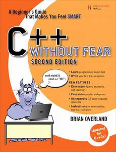 C   Without Fear  A Beginner U0026 39 S Guide That Makes You Feel Smart  2  E 2nd Edition Solution Manaual