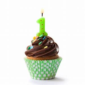 First birthday cupcake | Into The Orchard