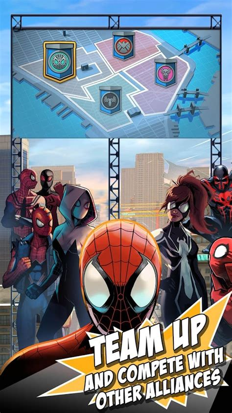 marvel spider man unlimited apk  android apps