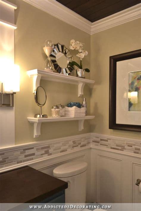 Bathroom Remodel Diy by Diy Bathroom Remodel Before After