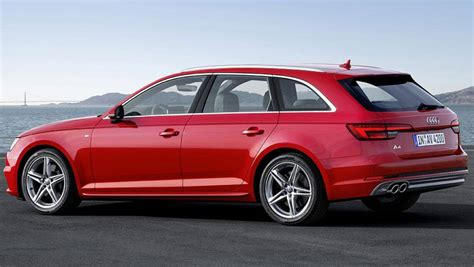Audi A4 Avant by 2016 Audi A4 Avant Review Drive Carsguide