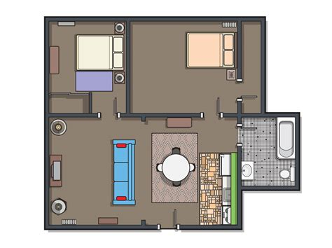 Apartment Sofas Nyc by The Jeffersons Tv Show Apartment Floor Plan