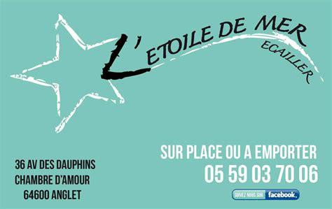restaurants anglet chambre d amour l 39 etoile de mer anglet tourisme aquitaine site officiel