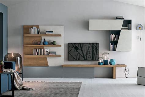 composizioni soggiorni moderni parete attrezzata a064 composizione soggiorno in stile