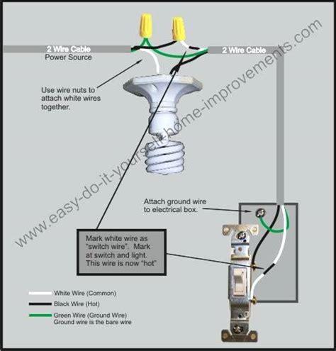 how to hook up a single pole light switch how do you