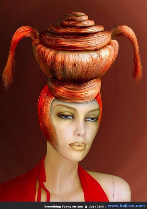 Weird Hair Styles   Trusper