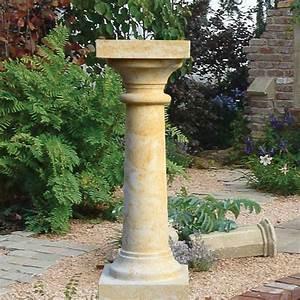 Skulpturen Für Garten : deko steins ule f r den garten doria ~ Watch28wear.com Haus und Dekorationen