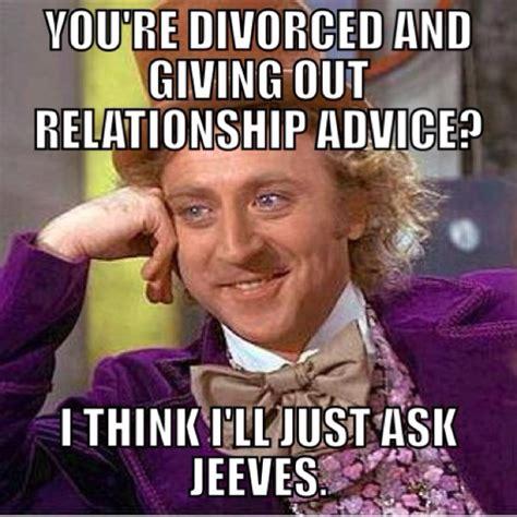 Funny Divorce Memes - divorce wanka memes pinterest
