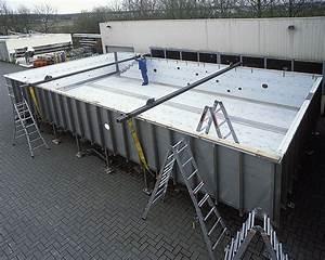 Pool Rechteckig Stahl : edelstahl pool ~ Markanthonyermac.com Haus und Dekorationen