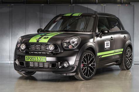 Mini Cooper Countryman Modification by Mini Celebrates Dakar Win With Special Edition Jcw Countryman
