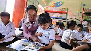 Literacy & Girls' Education Nonprofit at Work in Cambodia ...