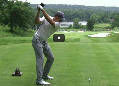 Golf Driver Swing by Must Spieth S Driver Swing In Ultra