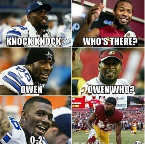 Redskins Cowboys Meme - cowboys vs redskins funny side of the game memes