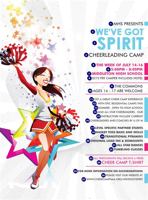 quotes  cheer flyers quotesgram